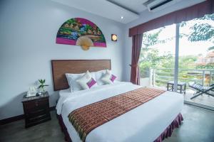 Visoth Angkor Residence, Отели  Сиемреап - big - 23