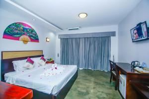 Visoth Angkor Residence, Отели  Сиемреап - big - 8
