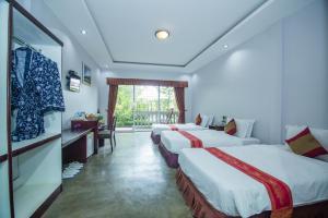 Visoth Angkor Residence, Отели  Сиемреап - big - 24