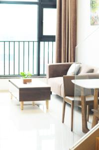 Tang Lan Apartment Poly Daduhui Branch, Apartmány  Kanton - big - 29