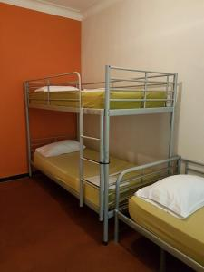 Bunk Bed in Mixed Dormitory Room with Extra Bed