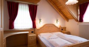 Villa Ortensia, Aparthotels  San Vigilio Di Marebbe - big - 11