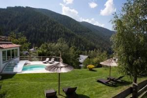 Villa Ortensia, Aparthotels  San Vigilio Di Marebbe - big - 56