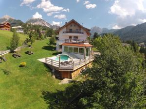 Villa Ortensia, Aparthotels  San Vigilio Di Marebbe - big - 46