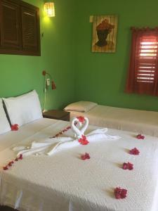 Double Room with Air Conditioning and TV