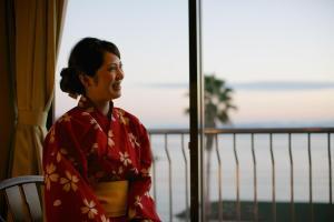 Shodoshima Seaside Hotel Matsukaze, Ryokany  Tonosho - big - 9