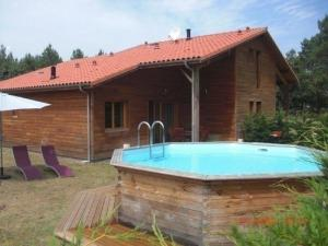 House Uhaina, Ferienhäuser  Vielle-Saint-Girons - big - 1