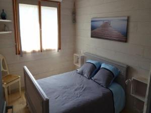 House Uhaina, Prázdninové domy  Vielle-Saint-Girons - big - 4
