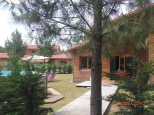 House Uhaina, Prázdninové domy  Vielle-Saint-Girons - big - 8