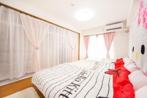 Shinsaibashi 8ppl, Апартаменты  Осака - big - 52