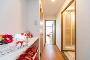 Shinsaibashi 8ppl, Апартаменты  Осака - big - 49