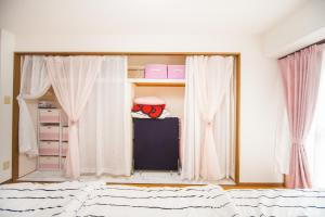 Shinsaibashi 8ppl, Апартаменты  Осака - big - 37