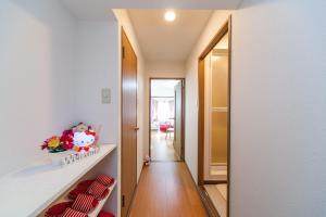Shinsaibashi 8ppl, Apartmány  Osaka - big - 36