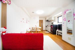 Shinsaibashi 8ppl, Apartmány  Osaka - big - 13