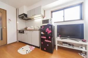 Shinsaibashi 8ppl, Apartmány  Osaka - big - 7