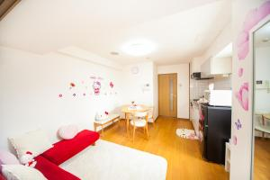 Shinsaibashi 8ppl, Апартаменты  Осака - big - 66