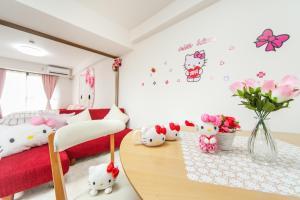 Shinsaibashi 8ppl, Апартаменты  Осака - big - 48