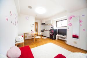Shinsaibashi 8ppl, Apartmány  Osaka - big - 46