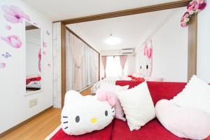Shinsaibashi 8ppl, Apartmány  Osaka - big - 35