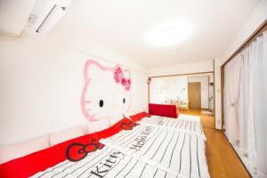 Shinsaibashi 8ppl, Апартаменты  Осака - big - 32