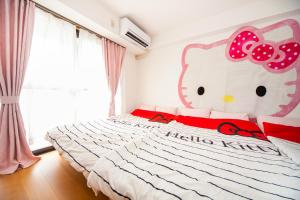 Shinsaibashi 8ppl, Апартаменты  Осака - big - 2