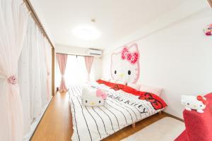 Shinsaibashi 8ppl, Апартаменты  Осака - big - 54