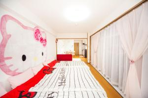 Shinsaibashi 8ppl, Apartmány  Osaka - big - 43