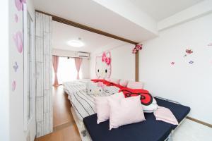 Shinsaibashi 8ppl, Апартаменты  Осака - big - 29