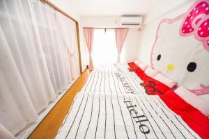 Shinsaibashi 8ppl, Apartmány  Osaka - big - 44