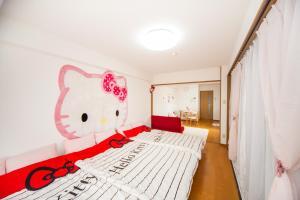 Shinsaibashi 8ppl, Апартаменты  Осака - big - 9