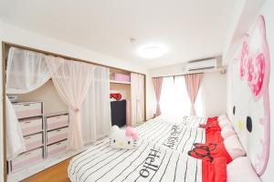 Shinsaibashi 8ppl, Апартаменты  Осака - big - 17
