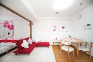 Shinsaibashi 8ppl, Апартаменты  Осака - big - 15