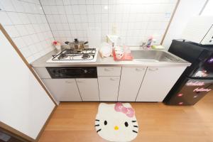 Shinsaibashi 8ppl, Apartmány  Osaka - big - 3
