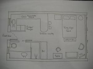 Green Point Self Catering Studio, Apartmány  Kapské Mesto - big - 4