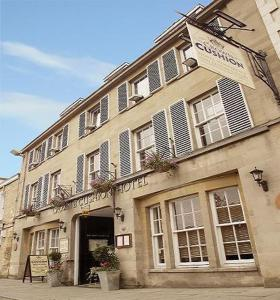 Crown & Cushion Hotel, Hotels  Chipping Norton - big - 35
