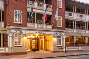 Imperial Hotel by Misty Blue Hotels, Hotely  Pietermaritzburg - big - 2