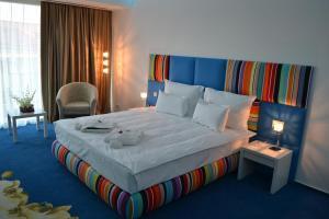 Marshal Garden Hotel, Отели  Бухарест - big - 39