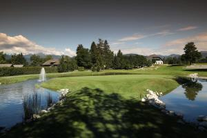 King's and Lake's House Golf Course Royal Bled, Hotels  Lesce - big - 35
