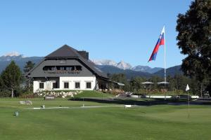 King's and Lake's House Golf Course Royal Bled, Hotels  Lesce - big - 1