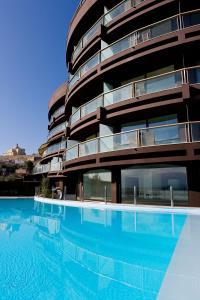 Eolian Milazzo Hotel, Отели  Милаццо - big - 37