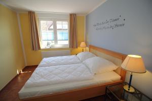 Ferienwohnung Kranichglück, Appartamenti  Neddesitz - big - 9
