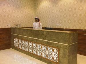 Durah Al Rashied Furnished Units, Apartmánové hotely  Hafr Al Baten - big - 4