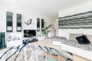 2641 Privatapartment Top Max, Privatzimmer  Hannover - big - 10