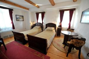 Etno selo Stanisici & Hotel Pirg, Szállodák  Bijeljina - big - 17