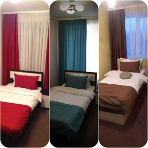 AMBER Hotel & Cafe, Hotels  Bohorodchany - big - 5