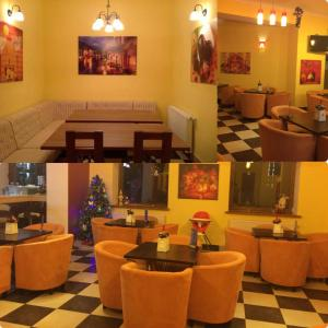 AMBER Hotel & Cafe, Hotels  Bohorodchany - big - 57