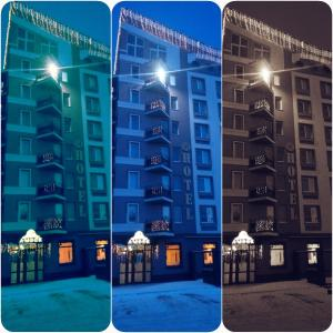AMBER Hotel & Cafe, Hotels  Bohorodchany - big - 60