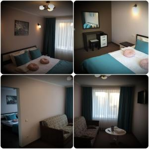 AMBER Hotel & Cafe, Hotels  Bohorodchany - big - 13