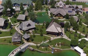 Etno selo Stanisici & Hotel Pirg, Hotel  Bijeljina - big - 40