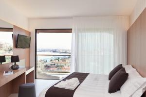 Eolian Milazzo Hotel, Отели  Милаццо - big - 15